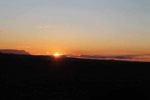 coucher soleil tasmanie
