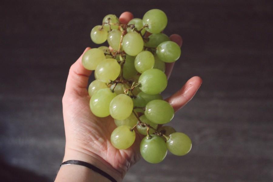 fruit raisin blanc une journée dans mon assiette