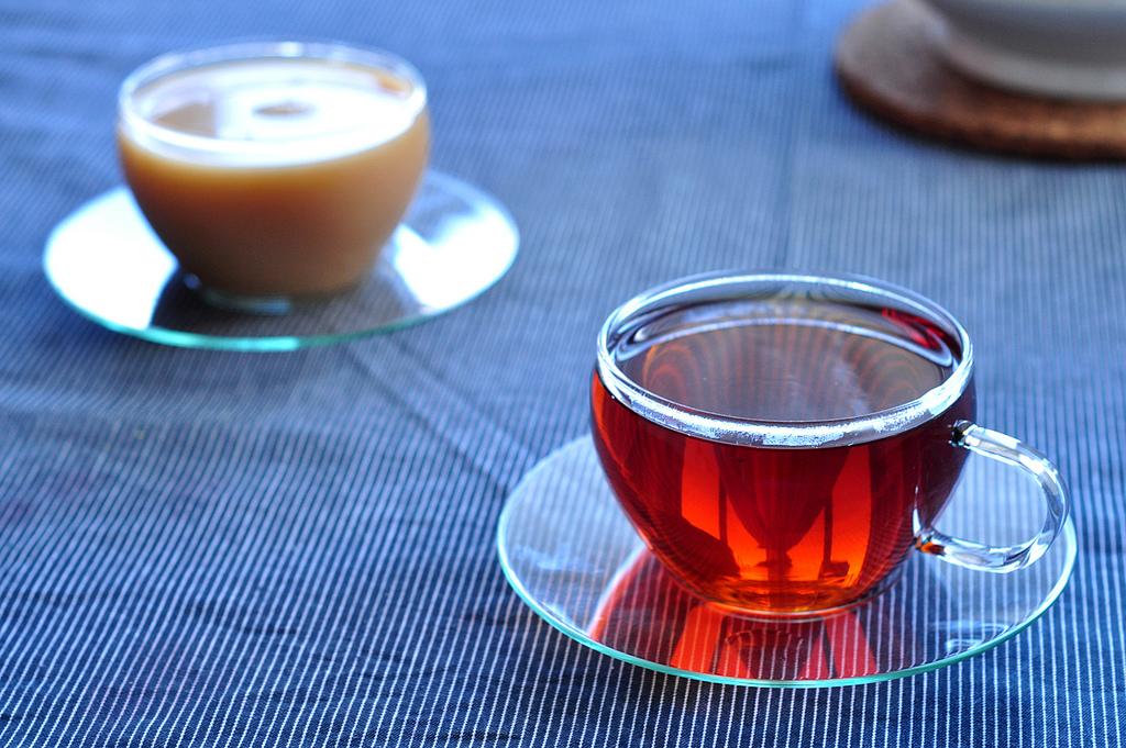 indispensables alimentation thé