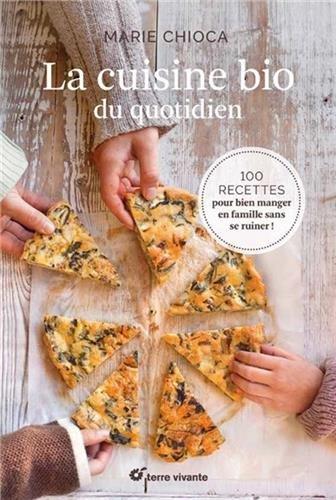 livre cuisine bio quotidien