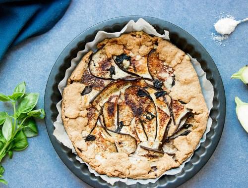 tarte-aux-aubergines-rustique-vegetarienne