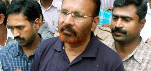 DG Vanzara in police custody in a fake encounter case