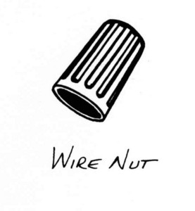 Electric Wire: Electric Wire Nut Sizes
