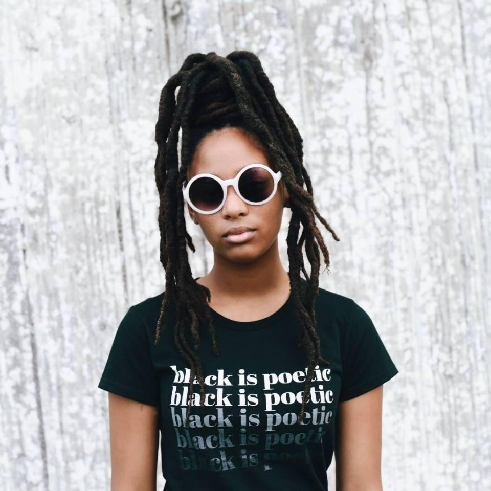 Trinity Simone Owner of Black Vibe Tribe