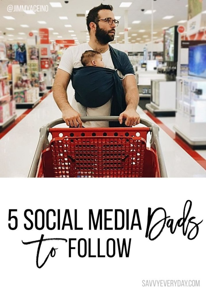 5 social media dads to follow
