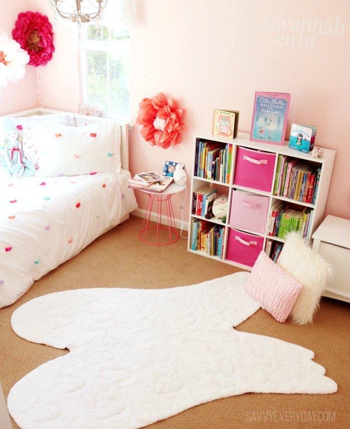 top view of bedroom2