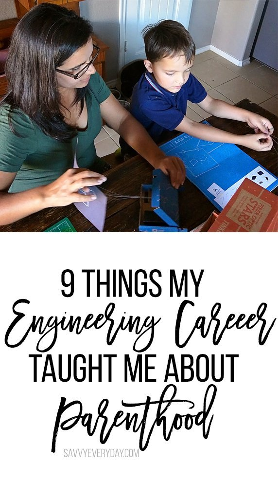 9 Things My Engineering Career Taught Me About Parenthood