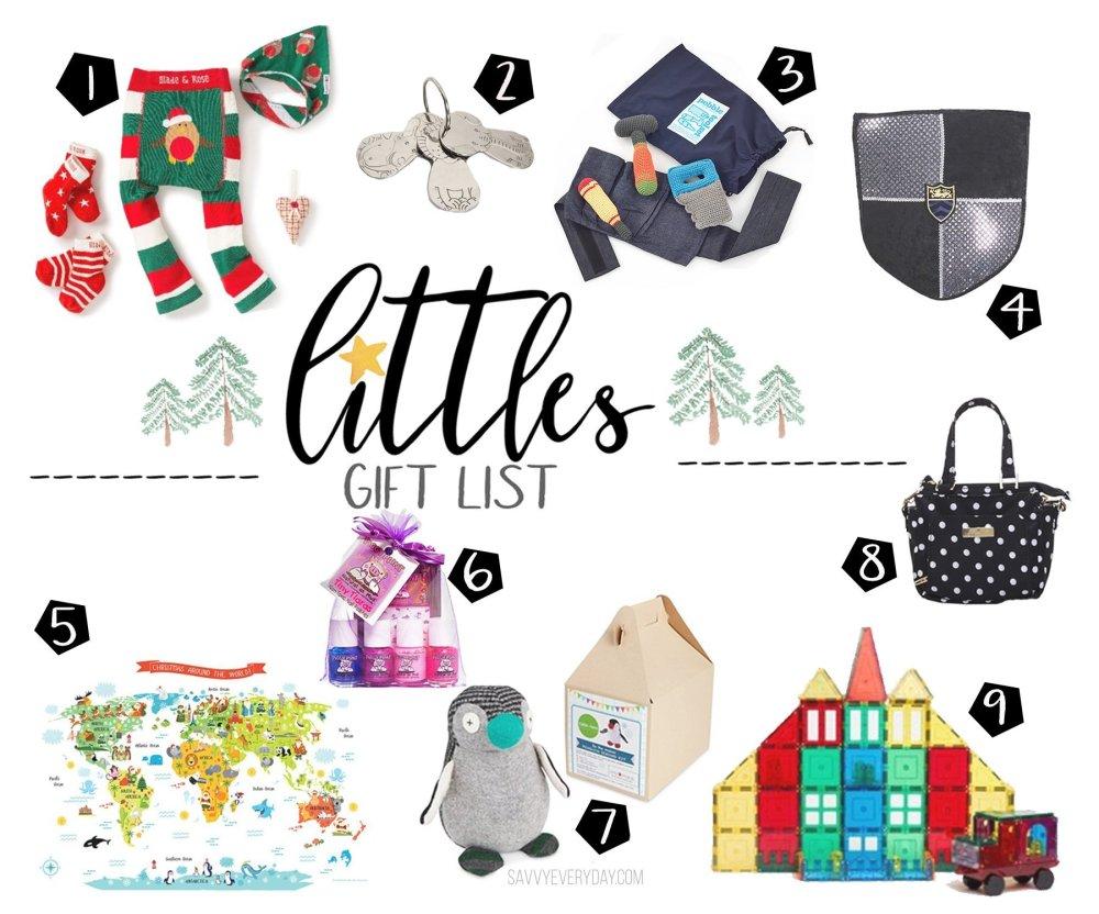 Littles Gift List