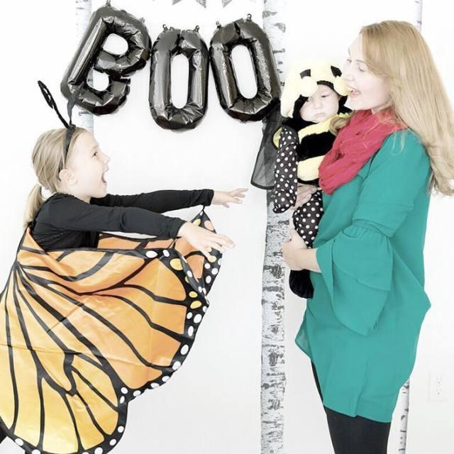 She flies like a butterfly he a cute little beehellip