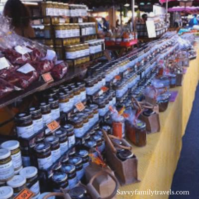 Provence France market