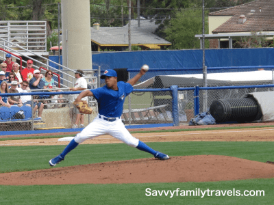 Things to Do in Florida's Gulf Coast with Kids: Baseball in Dunedin