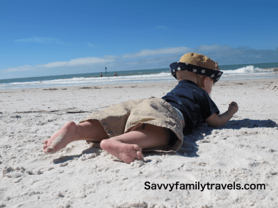 Things to Do in Florida's Gulf Coast with Kids: Clearwater Beach
