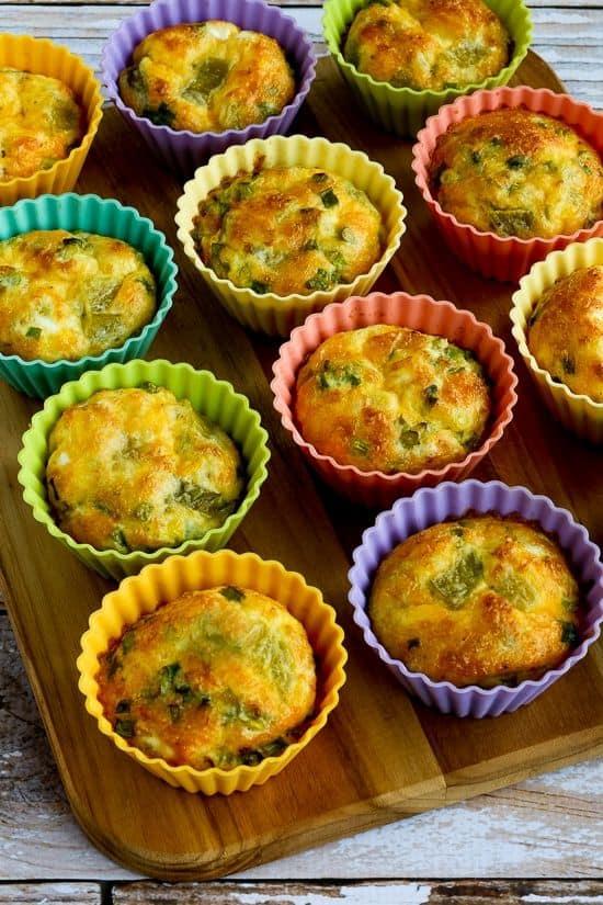 Keto Breakfast Egg Muffins