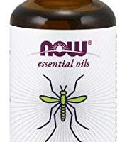 NOW Foods Now Solutions Bug Ban Essential Oil Blend, Citronella-Like, 1 Ounce