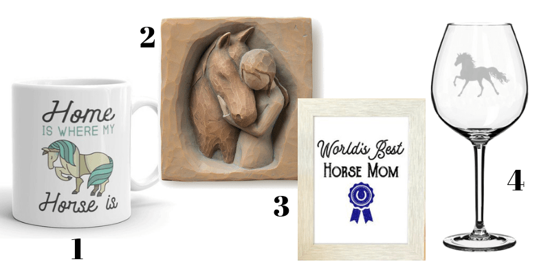 Home Decor Horse Gifts for Adults and Horse Lovers