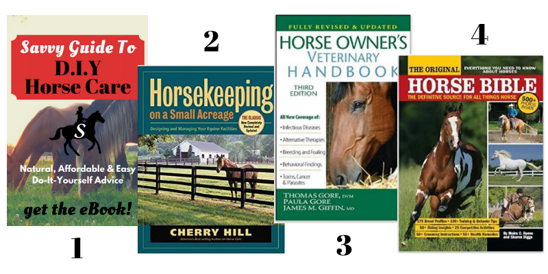 Horse Book Gifts for Adults and Horse Lovers