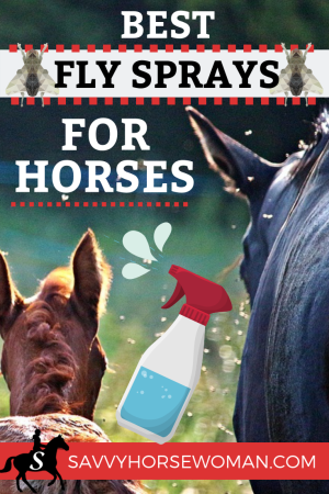 Read the Reviews of the Top 5 Best Fly Spray for Horses based on their effectiveness, affordability, and safety. Plus homemade DIY options for fly control!
