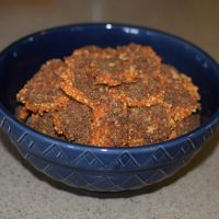 Dried Pineapple Carrot Horse Treat Recipe