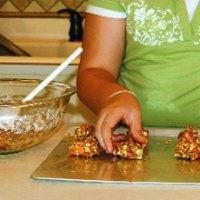 Horse Treats: Oatmeal Carrot Crunchies