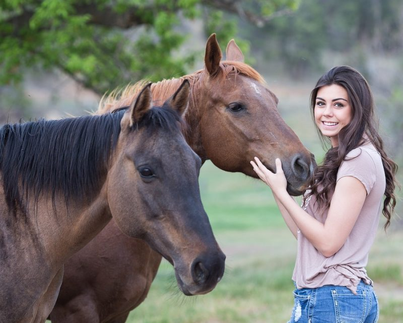 Equestrian Girl's Tips and Tricks