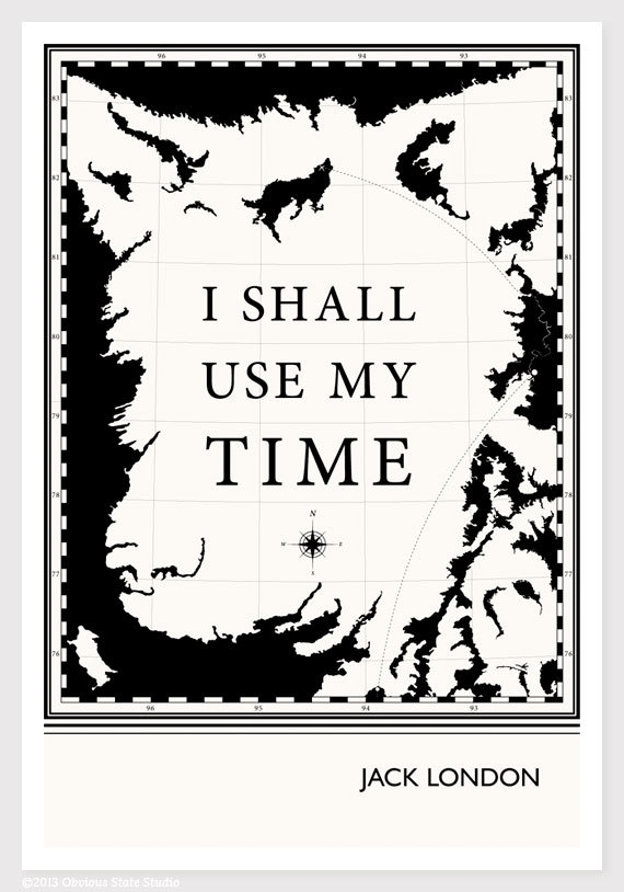Savvy Housekeeping » Illustrated Literary Quote Posters
