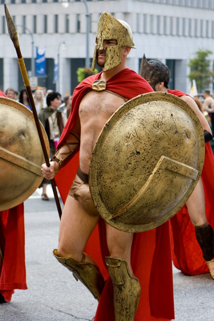 Sparta  Ancient Greece  Savvy Leo