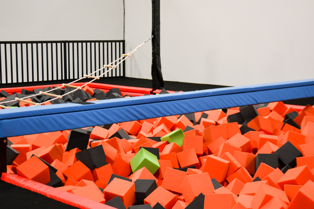 New indoor fun and fitness centre