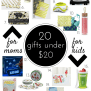 20 Gifts Under 20 For Moms And Kids Savvy Sassy Moms
