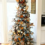 Fall Christmas Tree Ideas Savvy Saving Couple