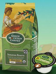 Free Green Mountain Coffee