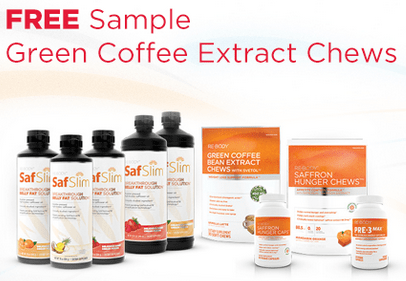 Free Green Coffee Extract