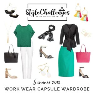 Summer 2018 GYPO Work Wear Challenge