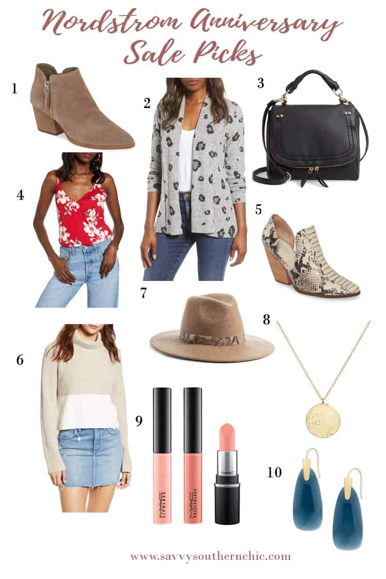 Nordstrom Anniversary sale picks 2019