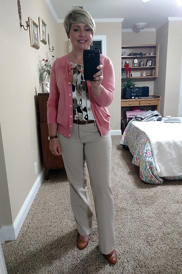 ladies office outfit