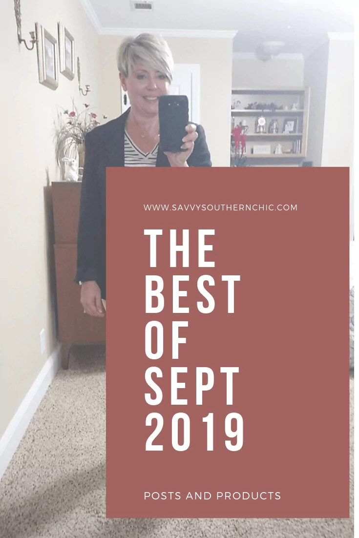 Friday Favorites- Best of September
