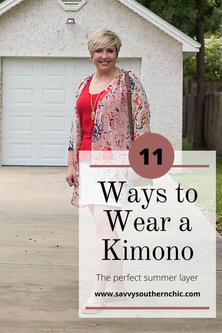 Fashion A to Z: K for Kimono