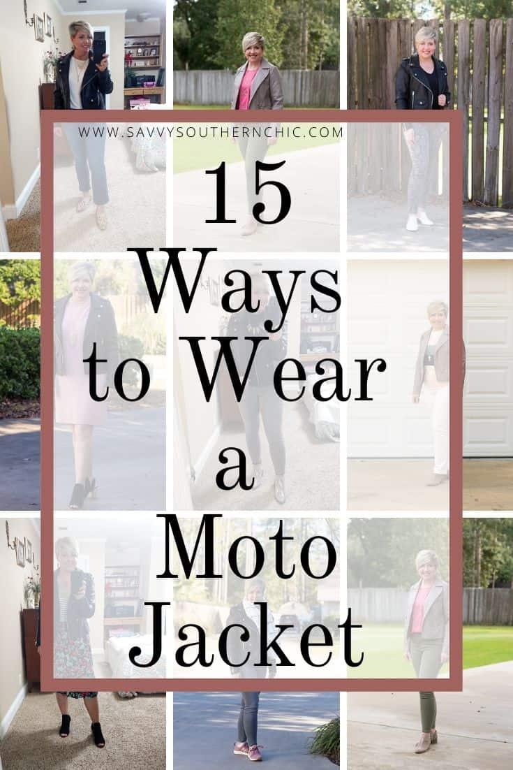 15 ways to wear a moto jacket