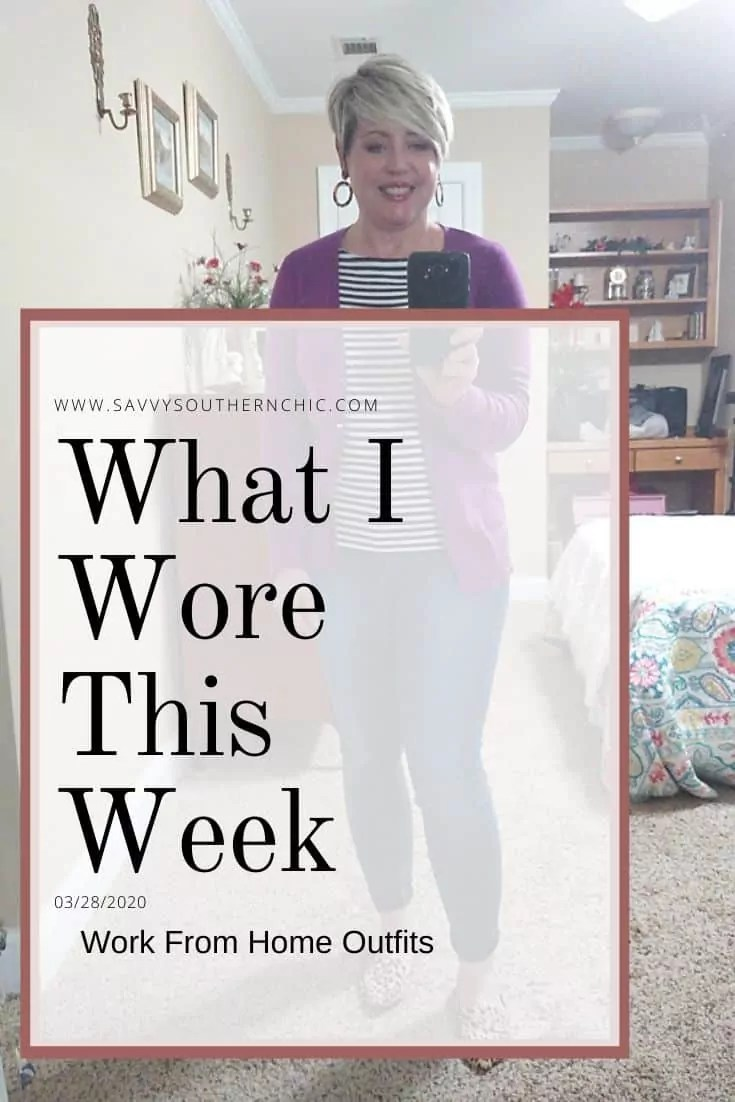 work from home outfits, casual style, April favorites