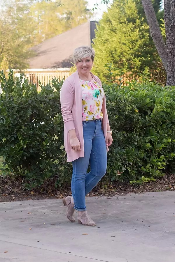 cardigan sweater for spring
