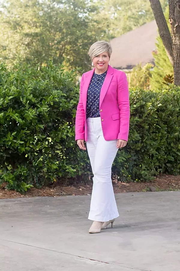 bright colors to wear to the office