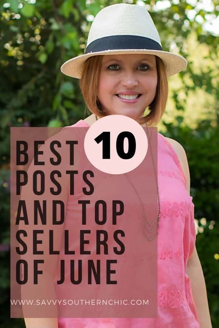 Best post and top sellers of June