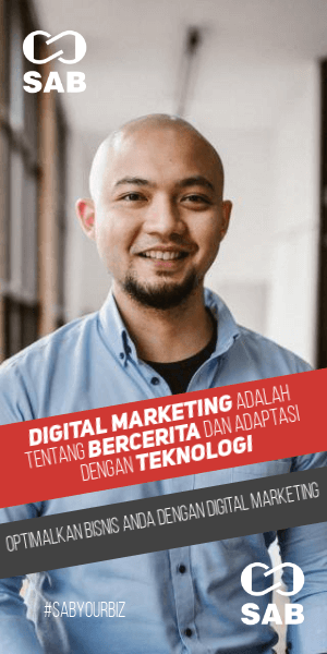 Tri Lastiko SAB Creative Digital Marketing Agency Jakarta