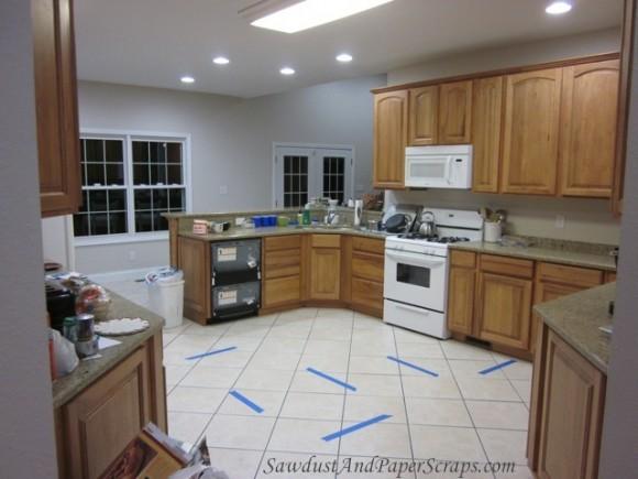 TN kitchen before