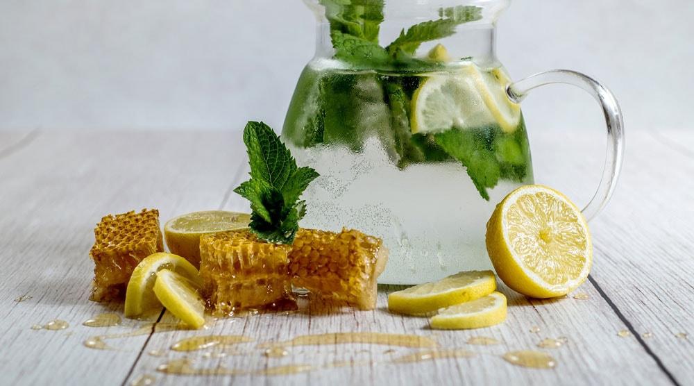 miel y limon propiedades