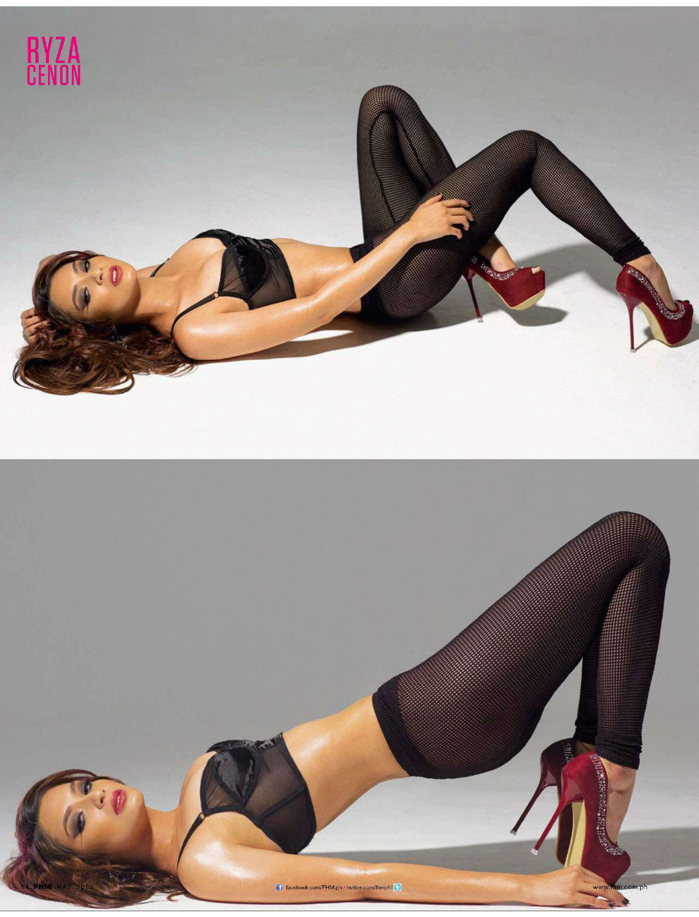 RyzaCenonFHMPhilippinesMay201311 SAWFIRST Hot Celebrity Pictures