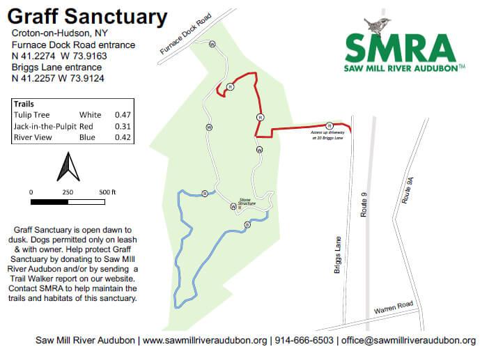 Graff Sanctuary Map