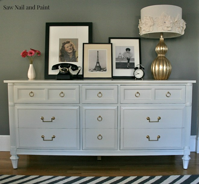 Antique White Dressers Furniture