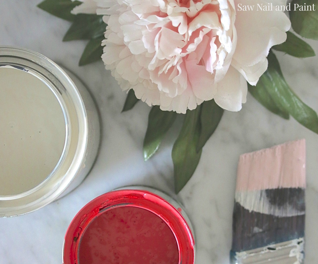 Blush paint colors