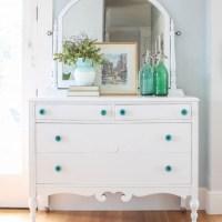 """Vintage Dresser Makeover with """"Casement"""""""