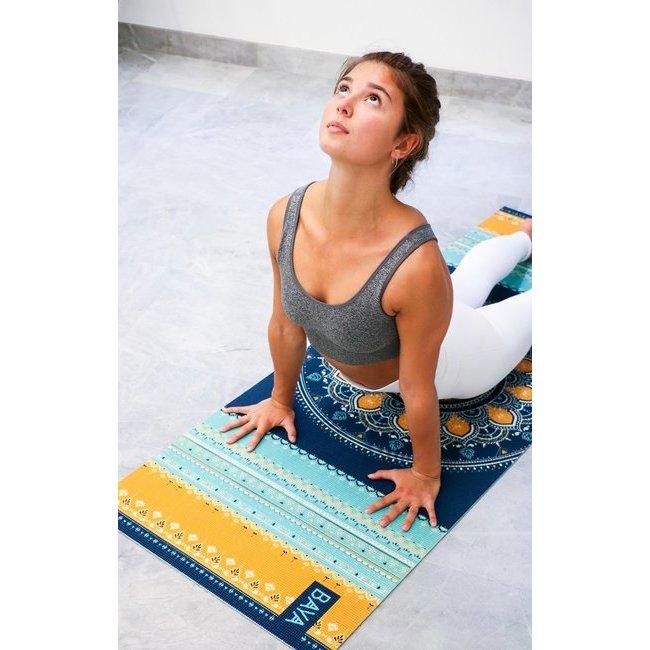 tapis de yoga bombay soft 6 mm baya